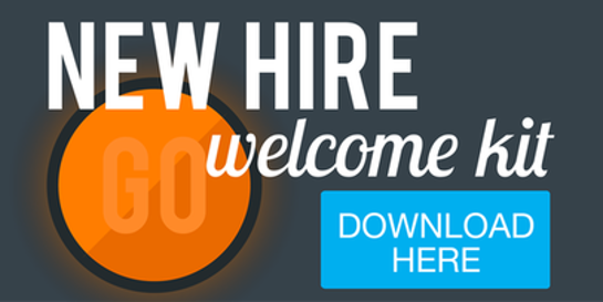 ten ways to welcome new hires on their first day at work