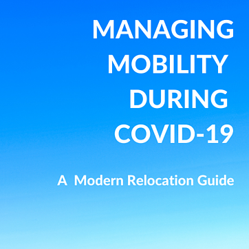 MANAGING MOBILITY DURING COVID-19