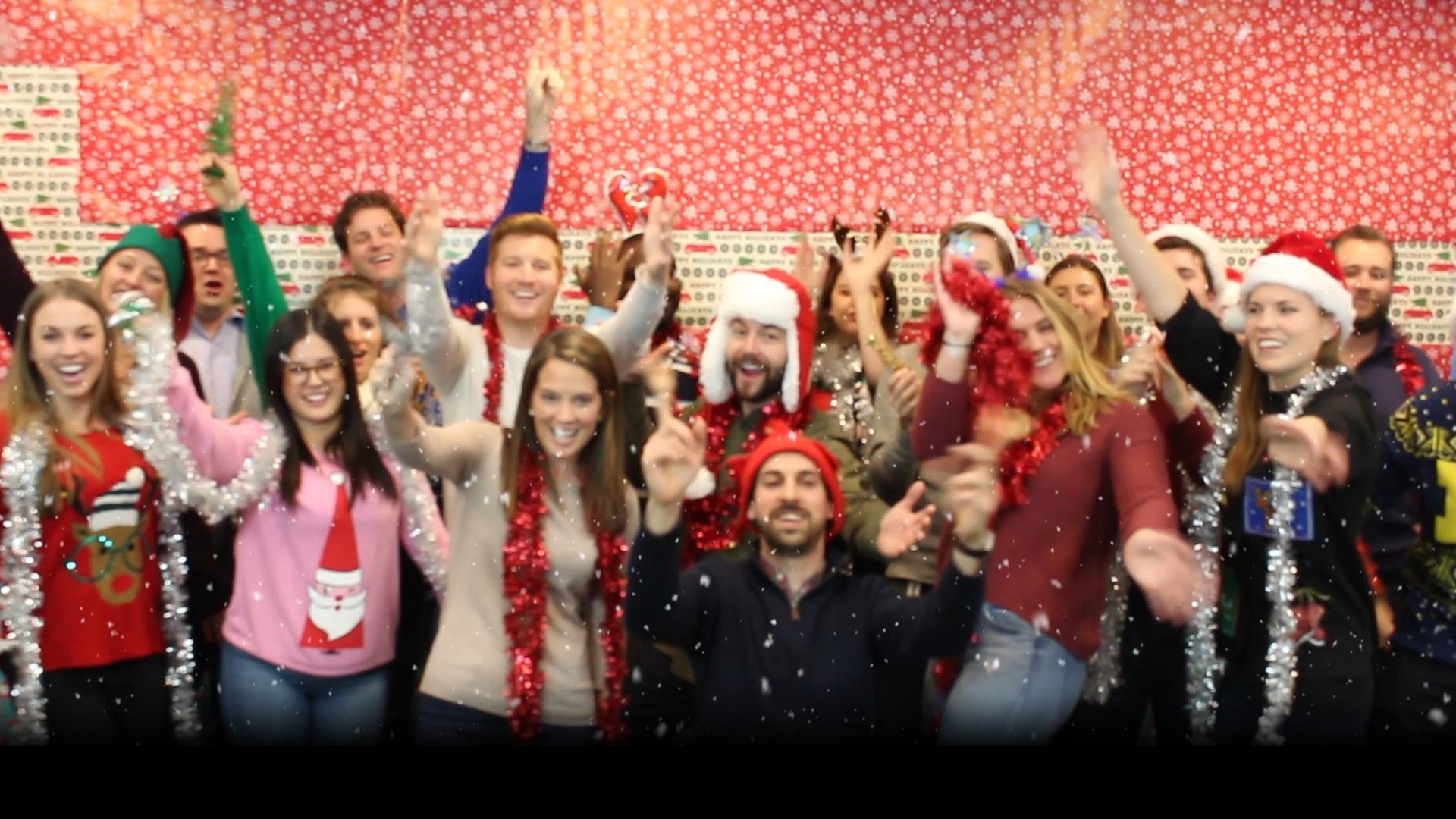 UrbanBound Holiday Video 2017