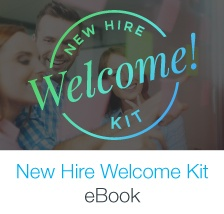 new hire welcome kit eBook