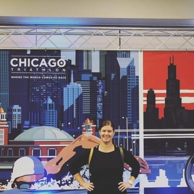 UB_Employee_Spotlight_Laureen_Monarrez_Chicago_Triathlon