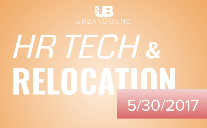 urbanbound Hr tech and relocation in the News