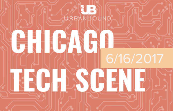 Urbanbound blog Chicago Tech Scene in todays news