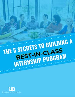 best-in-class internship program