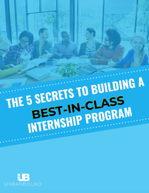 best-in-class internship program