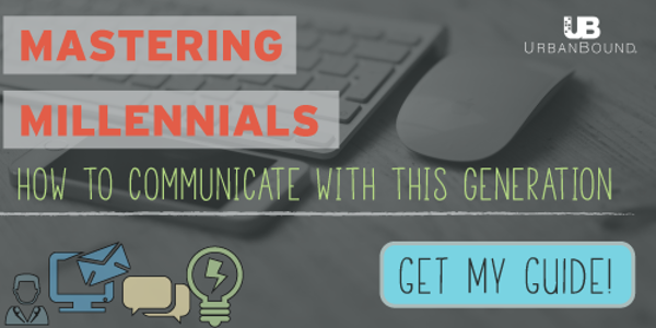 communication with millennials webinar