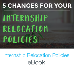 Internship Relocation Policies