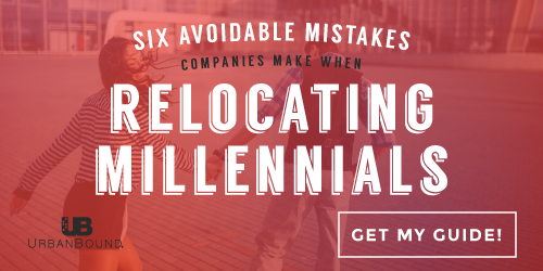 mistakes when relocating millennials